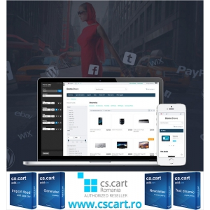 download cs cart. CS-Cart - Magazin online la cheie!