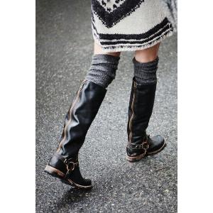 Cum combinam modele de cizme pentru a avea un look de poveste iarna aceasta?