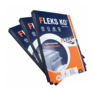 etichete pvc. Etichete autocolante Fleks-Ko
