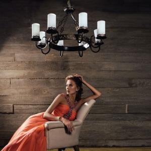 Monteaza candelabre cu personalitate in casa ta!