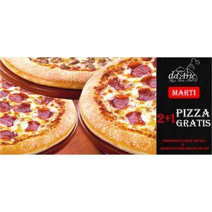 livrare pizz. O pizza adevarta ajunge la tine acasa!