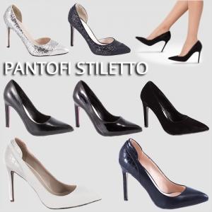 pantofii stilleto. Pantofi Stiletto