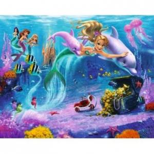 rechin crocant in 3 culori. Tapet in culori magice