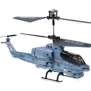 masinute cu telecomanda. Elicopter US Marine Apache cu Gyro, 3 canale