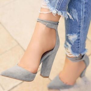 toc toc. Sa purtam pantofi cu toc!