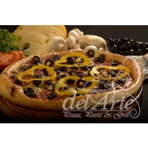 pizza cuptor cu lemne. Savureaza o pizza adevarata coapta in cuptorul cu lemne! – DelArte.ro