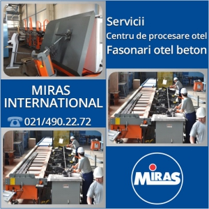 centru. MIRAS INTERNATIONAL
