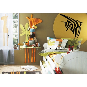animal print. Stickerele de perete, decoratiuni Animal Print