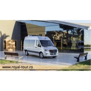Transport Romania - Anglia cu autocarul sau microbuzul Royal-tour!