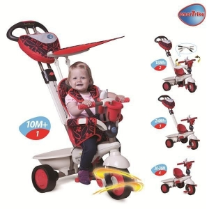 tricicleta smart trike. Tricicleta copii Smart Trike