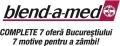 blend-a- med. Blend-a-Med Complete 7 ofera Bucurestiului 7 motive pentru a zambi. In fiecare zi.