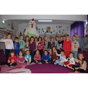 Copiii din Bârlad şi Huşi au făcut cunoştinţă cu Deliciosul de Vaslui