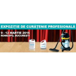show aviatic. SDS Group vă aşteaptă la Cleaning Show