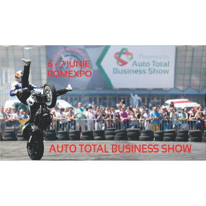 eveniment automotive. AUTO TOTAL BUSINESS SHOW 2015 – probabil cel mai mare eveniment automotive din Romania