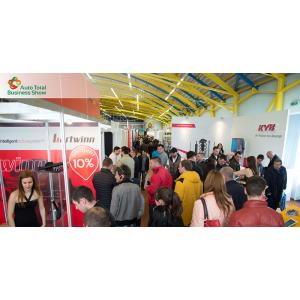 Auto Total Business Show – editia de la Iasi s-a incheiat. Va asteptam la Bucuresti!
