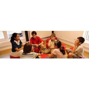 profesor. Club de conversatie in limba engleza cu profesor englez