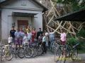 pelerinaj. Invitaţie la pelerinaj pe bicicletă