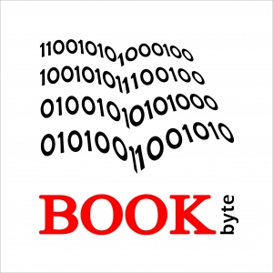 libraria digitala. BOOKbyte logo