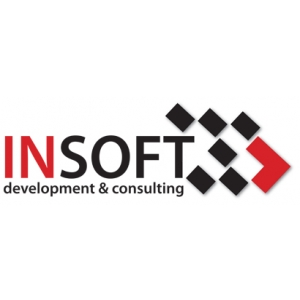 inso. INSOFT Development & Consulting dezvolta solutii software de succes la nivel national si international