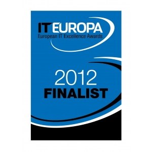 INSOFT finalista European IT Excellence Awards 2012. IT Awards Finalist