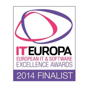 European IT & Software Excellence Awards Finalist