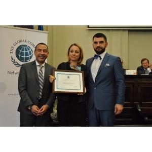 Despre Fondator  Avocat Cristian-Alin Gadea. INSOFT este membru fondator al UN Global Compact Network România