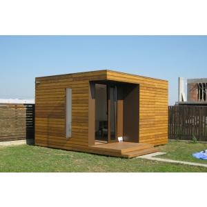 Containerul Garden Cube - solutia necestatii de spatiu suplimentar!