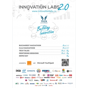 demo. Echipele Innovation Labs 2.0 îşi prezintă produsele dezvoltate la Demo Day