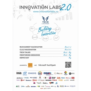 techlounge. Inovatie si antreprenoriat la Innovation Labs 2.0