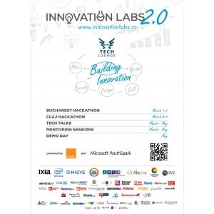 hackathon. Mentori de excepţie vin la Hackathon-ul Innovation Labs 2.0