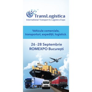 Un eveniment TransLogistica EXPO, 26 Septembrie 2018 | 10:30, Romexpo, Bucuresti