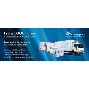 Transport si depozitare cu temperatura controlata, la FORUMUL TransCOOL!