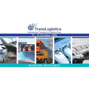 Salonul International de Transport si Logistica -TransLogistica isi deschide portile miercuri 12 octombrie la Romexpo
