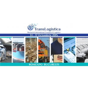 distinct image translogistica. TransLogistica  - Bucharest International Transport & Logistics  2015!