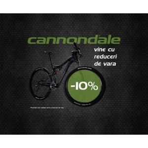 reducere 5%. Bicicletele Cannondale 2013 in lichidare de stoc