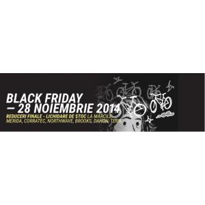 DOAR azi Veloteca are lichidari de Black Friday.Bike Friday