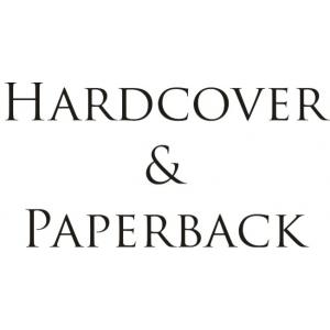 Hardcover   Paperback. Marca inregistrata a HARDCOVER & PAPERBACK SRL.