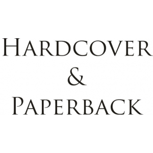 Triptic. Marca inregistrata a HARDCOVER & PAPERBACK SRL.