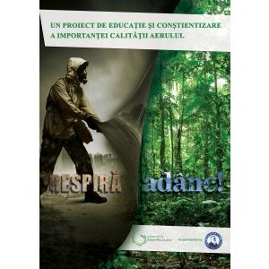 "Asociatia Green Revolution. Asociatia Green Revolution lanseaza ""Respira Adanc"""