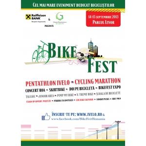 bikefest. Comunicat de presa BikeFest 2013