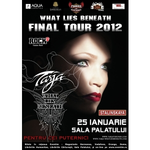 Afla cine va canta in deschiderea concertului Tarja Turunen- FINAL TOUR 2012
