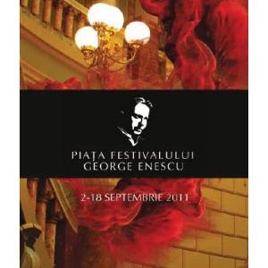 Început răsunător în Piaţa Festivalului George Enescu