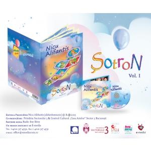 album. Sotron- Nicu Alifantis