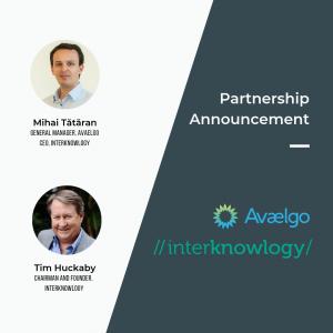 Avaelgo and InterKnowlogy announce strategic partnership