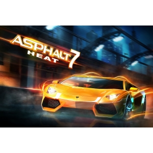 App Store. Asphalt 7: Heat a ajuns in Top-ul App Store in timp record!