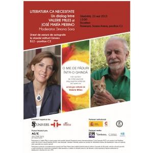 un scriitor. Literatura ca necesitate - scriitori spanioli în România