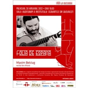 afis Folia de España