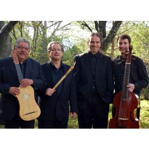 Recital de muzică veche - Cervantes şi muzica: