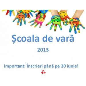 cursuri spaniola pentru copii. Scoala de vara la Instituto Cervantes din Bucuresti. Cursuri de spaniola pentru copii
