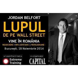 jordan bel. Lupul de pe Wall Street - Jordan Belfort